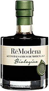 ReModena バルサミコ酢 オーガニック 無添加 モデナ産 EUROPEAN BIO認証