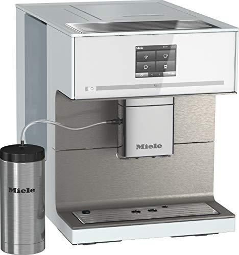 Miele 10947410cm 7550–Cafetera automática Blanco