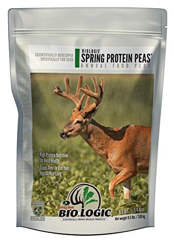BioLogic Spring Protein Pea Food Plot Seed
