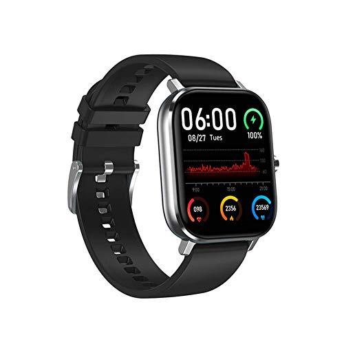 TIANYOU Tasa de Bluetooth Inteligente Reloj Dt35 Ecg Ppg Hrv Llamado Del Corazón Smartwatch Hombres Mujeres Impermeable Ip67 Oxígeno Presión Arterial para Ios Android Exquisit/A