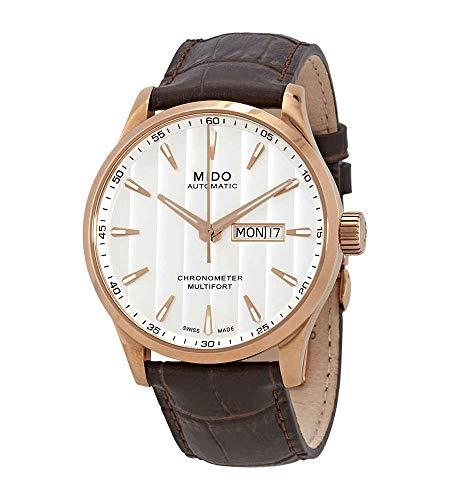 Mido Multifort M0384313603100 Herren Automatikuhr