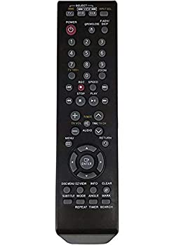 Universal Replacement Remote Control Fit for Samsung AK59-00052B DVD-V8650 DVD-VR375 DVD VCR Combo Player Recorder