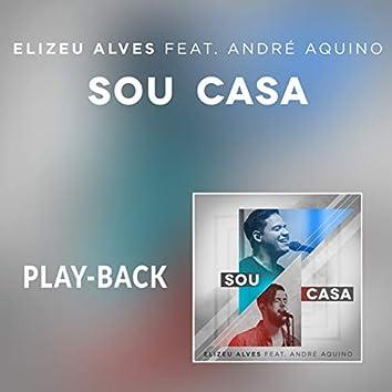 Sou Casa (Ao Vivo) (Playback)