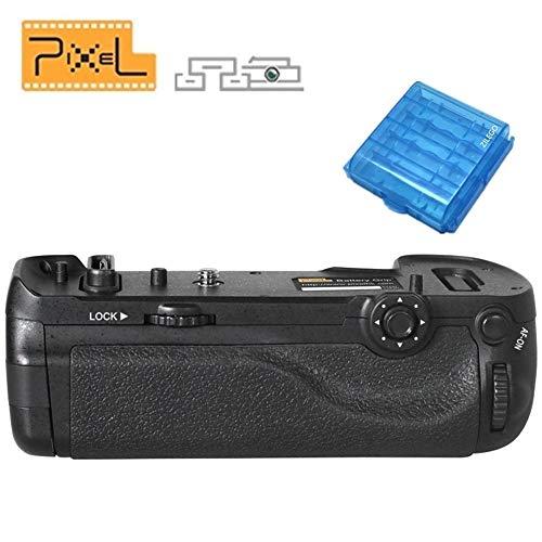 PIXEL MB-D18 Empuñadura Grip de Batería Agarre para Nikon D850 Cuerpo de la Cámara Compatible con Baterías De EN-EL15a EN-EL15 (reemplazo para Nikon MB-D18)