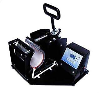 ماكينة الطباعة على الأكواب (الكاسات) بتقنية النقل الحراري