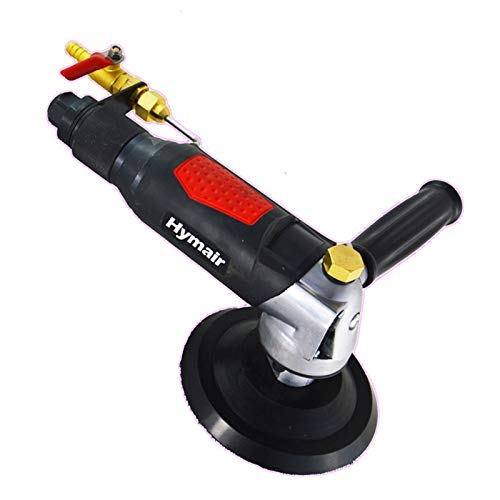 Buy Bargain Tool Parts 5″ Professional air wet sander/polisher Water-injection 5 inch Pneumatic water milling polishing machine Y