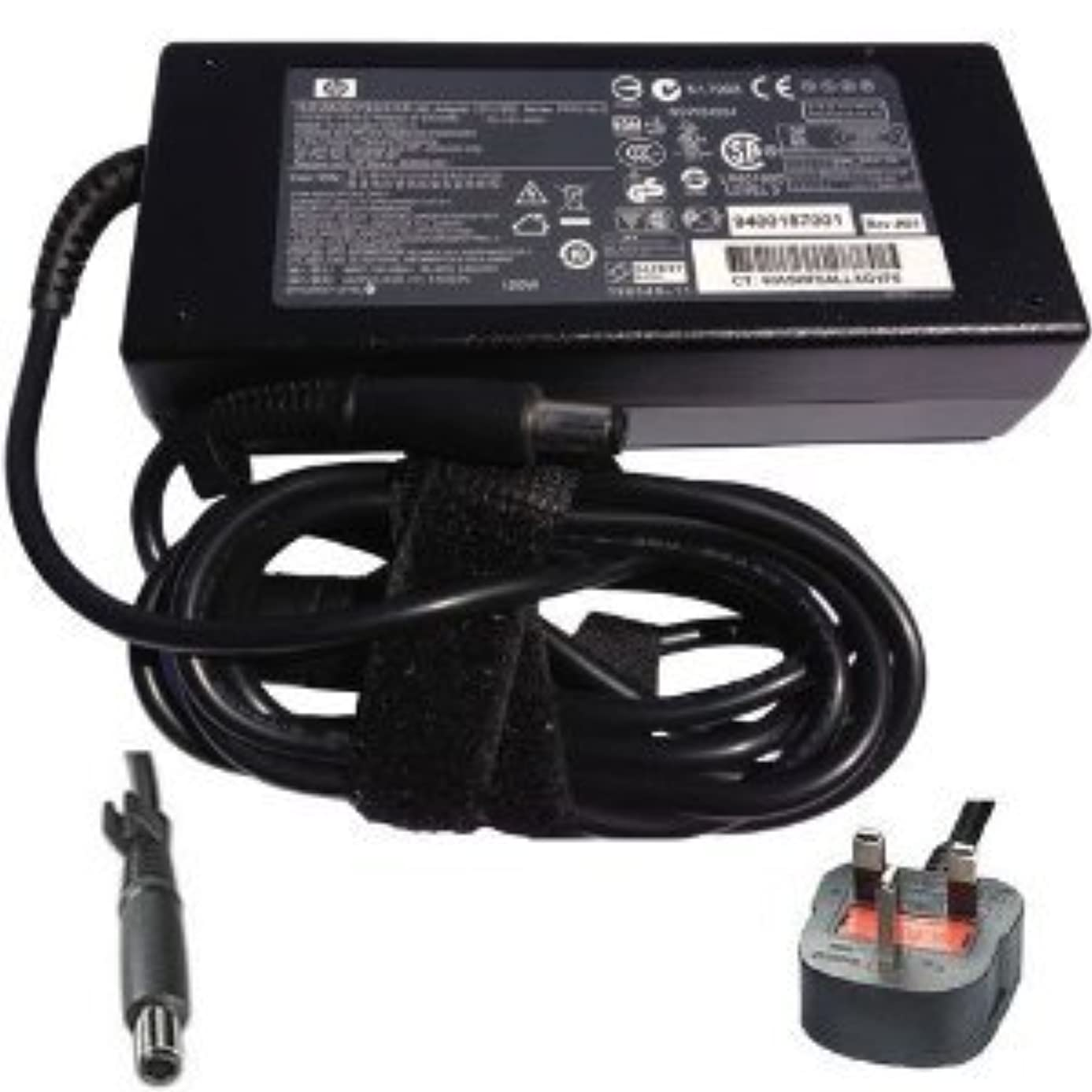 HP 463953-001 18.5V 6.5A 120W AC ADAPTER FOR NC, NX, ZX7000
