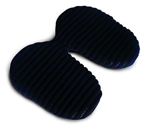 Togu Airgo-Sitzkissen Klimabezug Comfort, schwarz