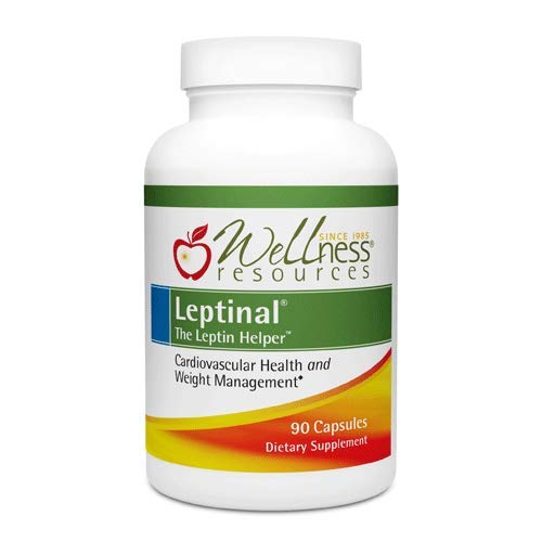 pure leptin supplements Leptinal - The Leptin Helper - Natural Supplement for Weight Management (90 Capsules)