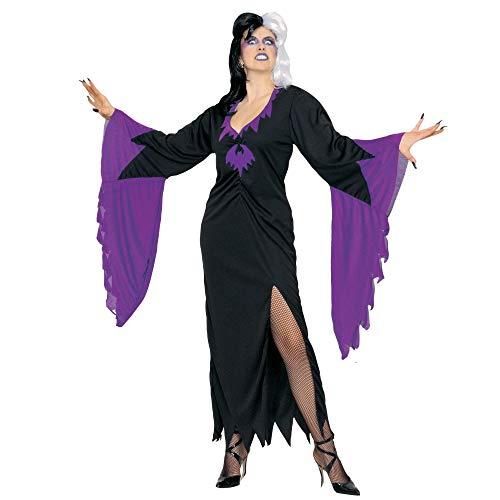 Widmann Robe de sorcière 'mortisia'