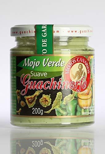 Mojo Verde Suave - Milde Würzpaste mit grünem Paprika, 200g