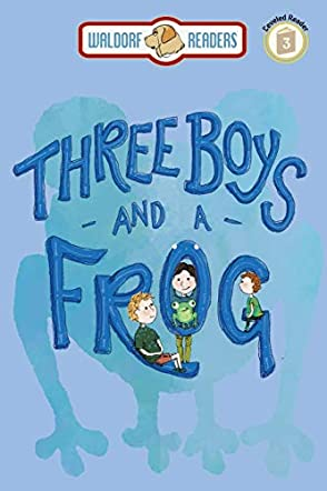Three Boys and a Frog
