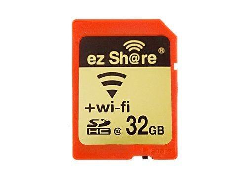 Ez Share - Scheda di memoria 32 GB, classe 10, di seconda generazione