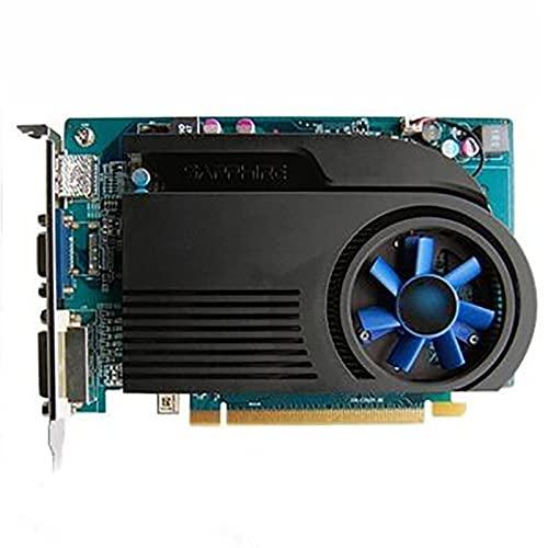 Tarjetas de Video FIT FOR Sapphire HD 6570 2GB GDDR3 para Tarjeta gráfica AMD GPU Radeon HD6570 computadora de Oficina para Tarjeta AMD HDMI