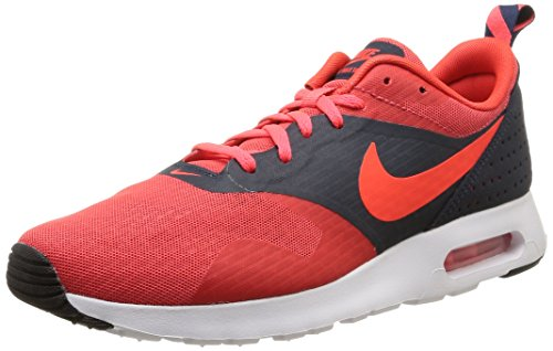 Nike Herren Air Max Tavas Essential Sneakers, Rot (Rio/bright crimson-dark obsidian), 44 EU