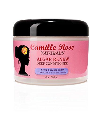 Camille Rose Algae Renew Deep Conditioner, 8 fl oz