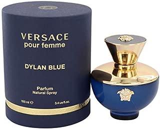 Versâce Pour Femme DYLAN BLUE 3.4oz /100ml Eau de Parfum Spray for Women