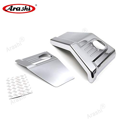 Arashi Swingarm Cover Swing arm Protector Case for Honda VTX 1800 VTX1800 2002-2007 Plated Chrome Motorcycle Decoration Accessories 2003 2004 2005 2006
