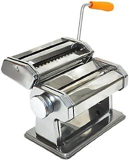 life_mart 家庭用 パスタマシン 分離式 ヌードルメーカー 製麺機 手動 パスタメーカー カッターサイズ 幅1.5mm / 6.0mm