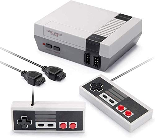 Hawiton Retro Video Game Console Classic Handheld Video Game Console Built in 620 Games with product image