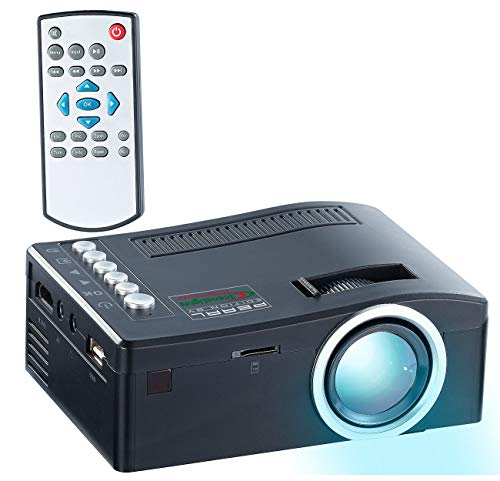 SceneLights HDMI-LED-Mini-Clipbeamer LB-2500.Mini, Mediaplayer, 60 Lumen