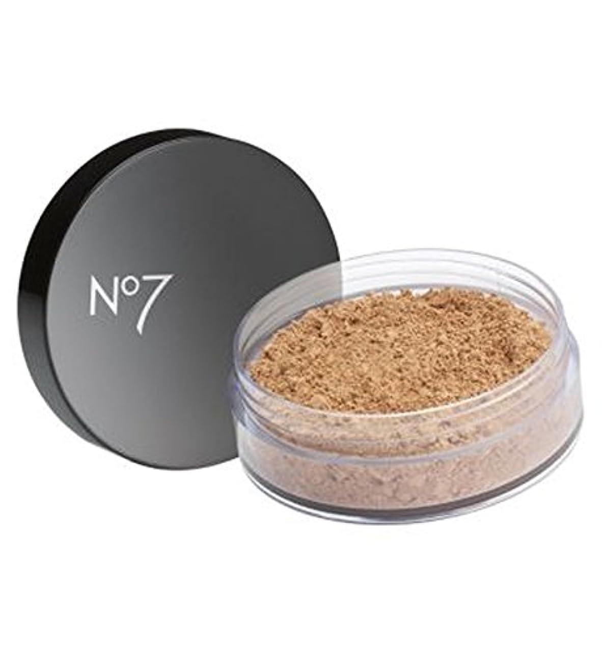 分離再開発信No7ミネラル完璧パウダーファンデーション (No7) (x2) - No7 Mineral Perfection Powder Foundation (Pack of 2) [並行輸入品]