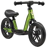 BIKESTAR Bicicleta sin Pedales Muy Ligera para niños y niñas | Bici 10' Pulgadas a Partir de 2-3 años | Eco Clásica Verde
