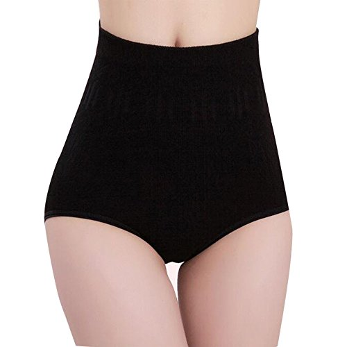 PPangUDing Unterhosen Shapewear Damen Sexy High Waist Eng Hip Raise Elastische Blickdicht Figurformend Bauch Control Body Shaper Slips Abnehmen Hosen Miederhose Bodysuit (Lila)