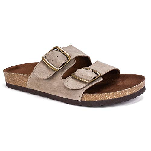White Mountain Cork Sandals