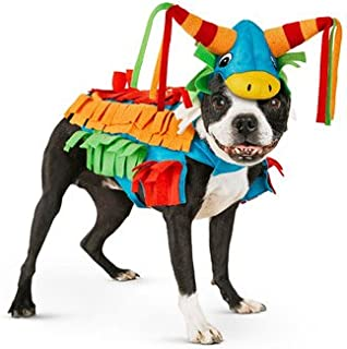 Petco Halloween Donkey Pinata Dog Costume, X-Small