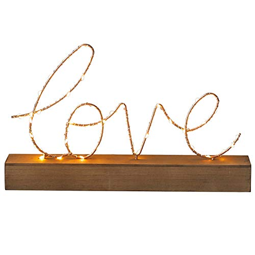 Cartel de luz de neón, luz nocturna, base de madera, decoración para fotografía