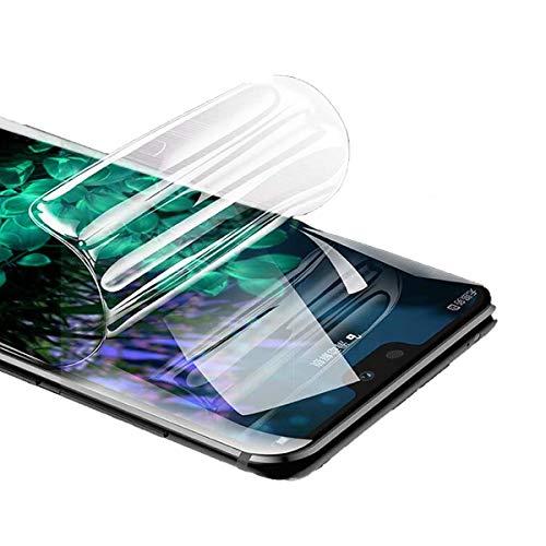 Galaxy S7 Edge スマホ 全面 フィルム ギャラクシー docomo SC-02H au SCV33 S7 エッジ 対応 カバー 手帳型 ケース に 干渉しない SIMフリー 割れない TPU ウレタンフィルム Flex 3D 画面 保護 高透