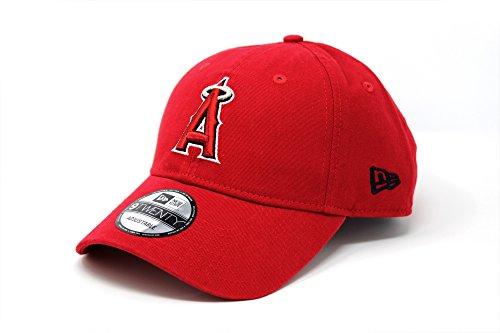 NEW ERA (ニューエラ) キャップ 9TWENTY MLB アメリカンリーグ (エンゼルス)