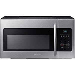 prices samsung me16h702ses 1 6 cu ft over the range microwave oven conshic100i