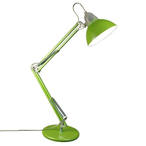 Grande lampe à poser articulée architecte LD95