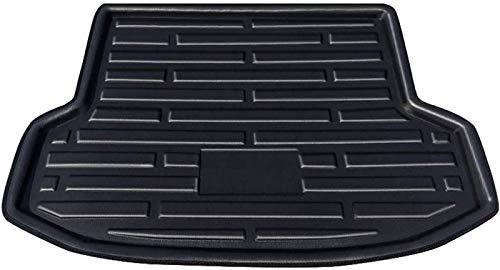 Gyxb Auto Kofferraummatte Heckkofferraummatte Laderaumschale Schutzmatte,FüR Hyundai IX35 2010-2016,Auto Kofferraumschutz Matte ZubehöR