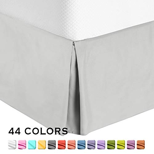 Nestl Bedding Bed Skirt - Soft D...