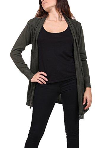 AC mooi vest van wol, licht, modern, effen