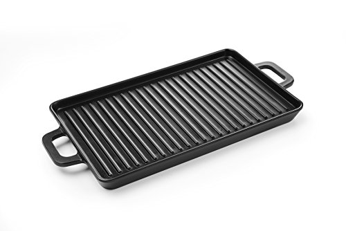 HENDI Mini grillpan Little Chef - 320x162x(H)20 mm