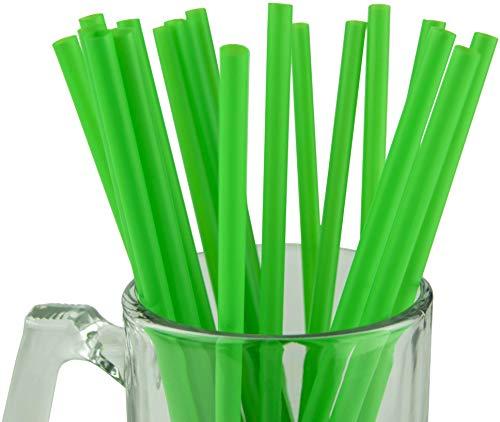Wrapped Smoothie Straws