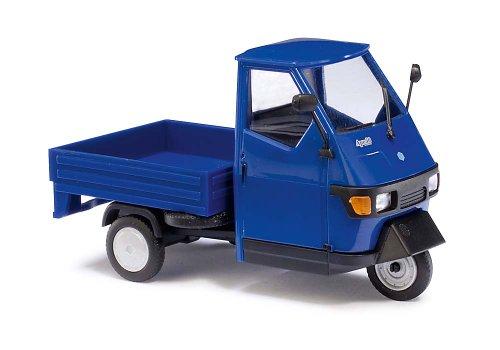 Busch 60002 - Piaggio Ape 50 , Maßstab 1:43, dunkelblau