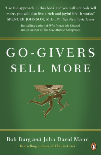 Go-Givers Sell More (English Edition)