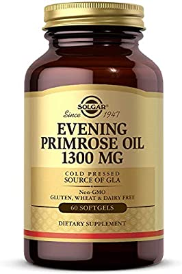 Solgar Evening Primrose Oil 1300 mg Softgels - Pack of 30