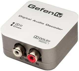 Gefen Digital Audio Decoder (GTV-DD-2-AA)