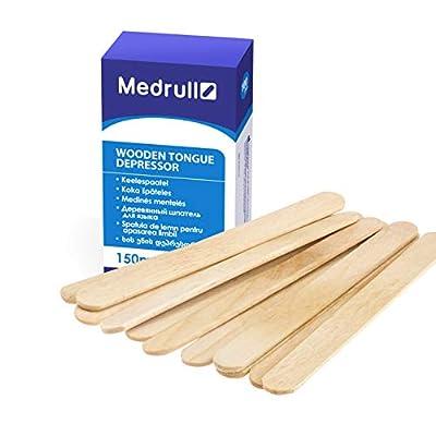 Medrull Holzmundspatel 100 Stück
