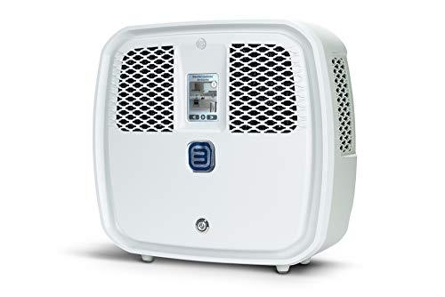 OZOBOX Purificador desinfectante de aire y agua, 20 programas preestablecidos, pantalla táctil [no necesita mantenimiento filtros] Ionizador portátil: 33 x 31 x 12,5 cm