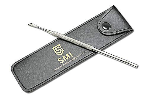 SMI - Hobbymesser Skalpellmesser Kunsthandwerk DIY Messer 16 cm, scharfe kante schneidet glatt - hochwertiger Edelstahl 2 stück