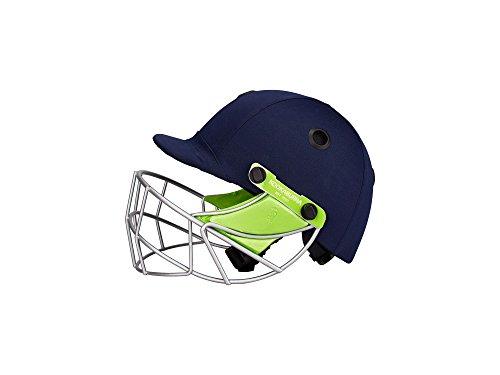 KOOKABURRA Kids' Pro 600 Helmet, Navy, Small
