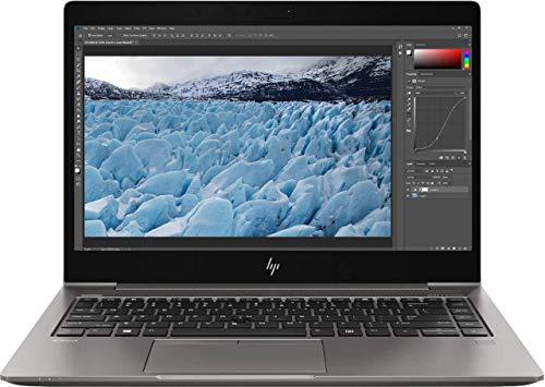 HP ZBook 14u G6 Intel i7-8565U 35,56cm 14Zoll FHD AG LED UWVA DSC 8GB 256GB/SSD AC BT FPR W10P64 3J Gar. (DE)