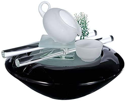 Zenarôme, Fontana da tavolo con luce Tea Time, per un
